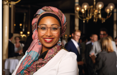 Yassmin Abdel-Magied: mover, shaker, and a bit of a badarse
