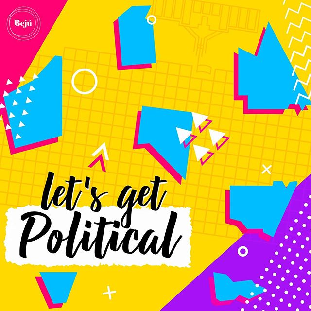 "🎧SPECIAL ANNOUNCEMENT! Hey team it's Skye (Y Vote founder) here to share about the launch of my new podcast with Aussie podcasting queen @staceyjune. We're here to chat about how we (the younger generations) can flex our political muscle and give democracy a workout! 🏋🏽‍♀️⁣⠀ .⁣⠀ Do you sometimes hold back asking questions, sharing your view or taking action cause you feel like you're not an expert or ""not political""??? 🤓 Well this is something I hear allll the time. I feel like it myself very often. ⁣⠀ .⁣⠀ This is the podcast for you if you're not binging on politics podcasts already and just want a quick bit of exercise when it comes to politics, and the upcoming election in particular - check us us on all the usual platforms and subscribe so you can listen to our first ep tomorrow morn 🎧⁣⠀ .⁣⠀ #auspol #letsgetpolitical #election2019 #makeyourvotecount #vote #yvote"