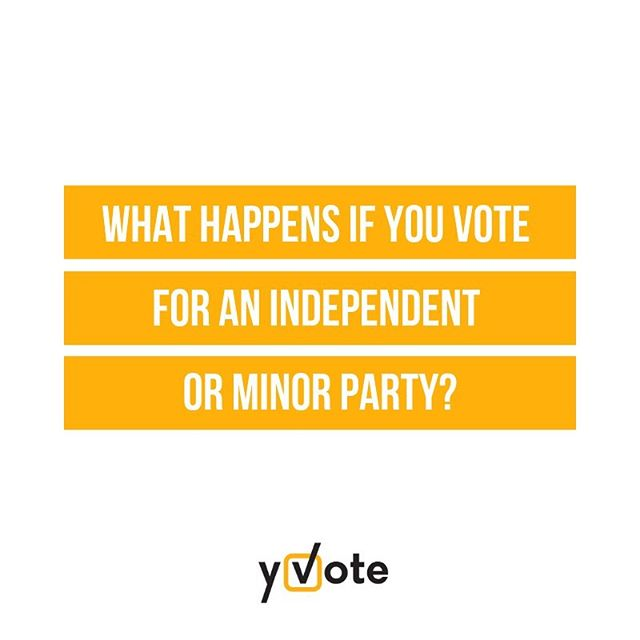 🔎Have you ever heard that voting for an independent or minor party is throwing away your vote? ⠀⠀ ⠀⠀ In ep 1 of Let's Get Political @cloudsandskye (Y Vote founder) and @staceyjune (founder of herself) have a chat about this plus a bunch more stuff like what even is the difference between a minor party and independent? and can they get anything done? ⠀⠀ ⠀⠀ This is bite sized politics for everyone that cares but doesn't necessarily live and breath it! ⠀⠀ ⠀⠀ 🎧Find it on all your fav podcasting platforms or link in bio ⠀⠀ ⠀⠀ In this ep we chat to Centre Alliance MP Rebekha Sharkie @makemayomatter to get her perspective. Rebekha has not only worked for a major party and in the youth sector (fighting for the rights of young people ✊�) but is currently an MP for a minor party that evolved from an independent Senator's platform... so we reckon she has a unique and interesting perspective to share. ⠀⠀ ⠀⠀ Among other things Rebekha shares her thoughts on whether these cross benchers can get anything done and why she thinks the peak body for young people @ayac needs to be refunded!⠀⠀ ⠀⠀ 📷 2 via @makemayomatter Rebekha Sharkie with young people from her electorate of Mayo⠀⠀ ⠀⠀ 🔎 head over to Y Vote for detailed show notes and a link to join the campaign to see AYAC refunded⠀