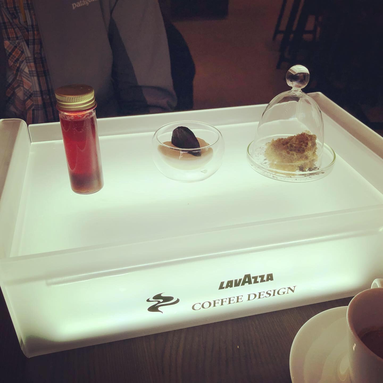 LaVazza Coffee Design experience.