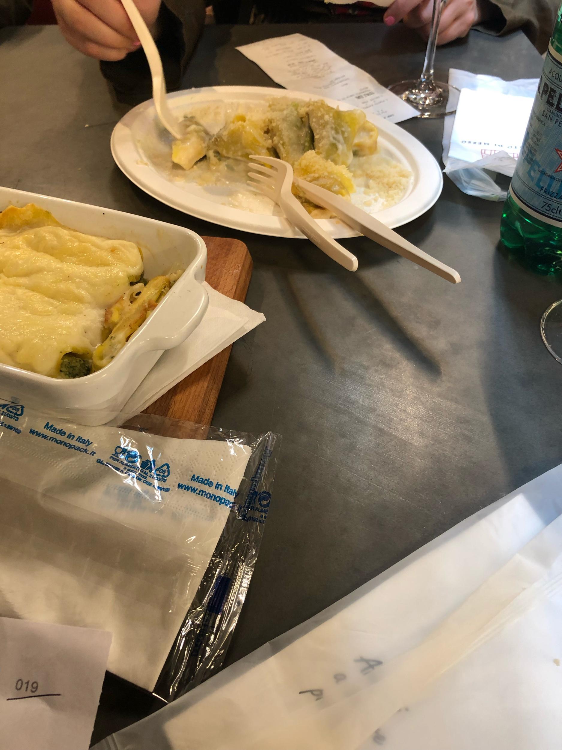 Lunch at Mercado di Mezzo
