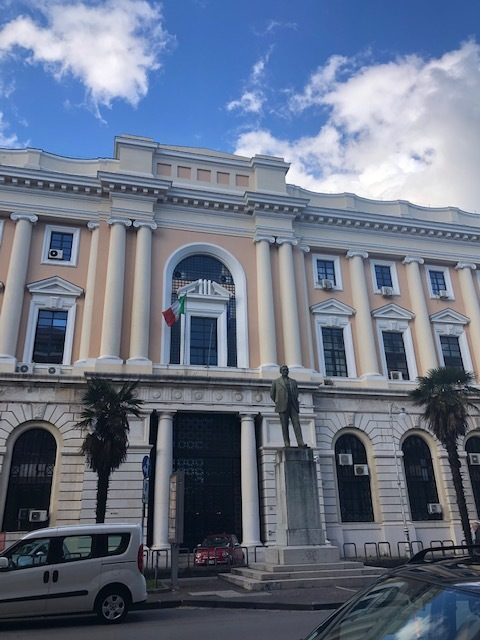 City Hall in Salerno