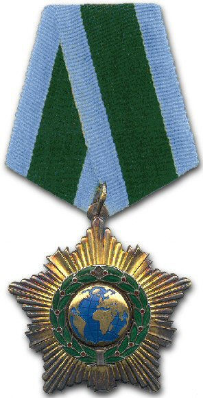 medal - order of friendship