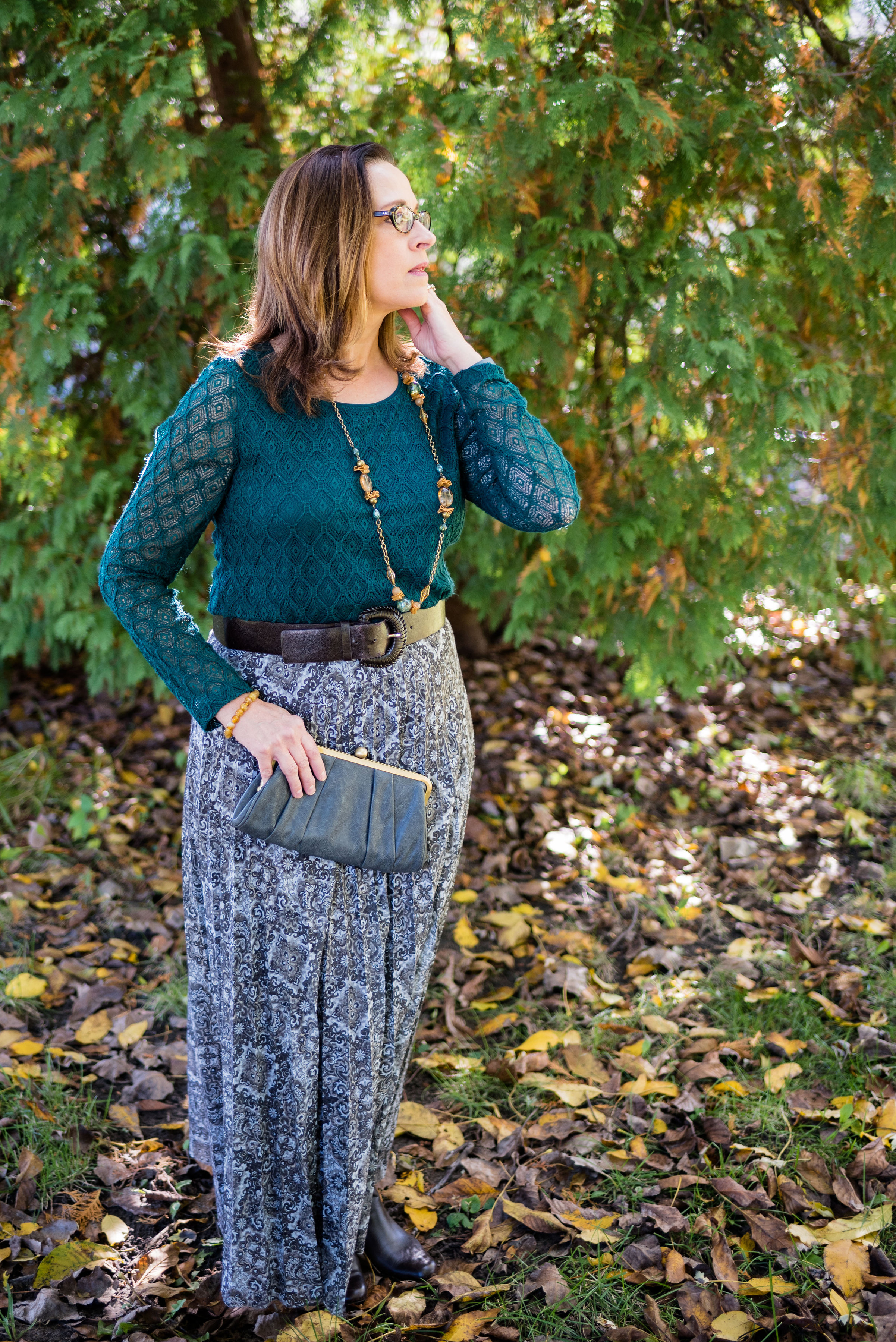 lush meadow outfit