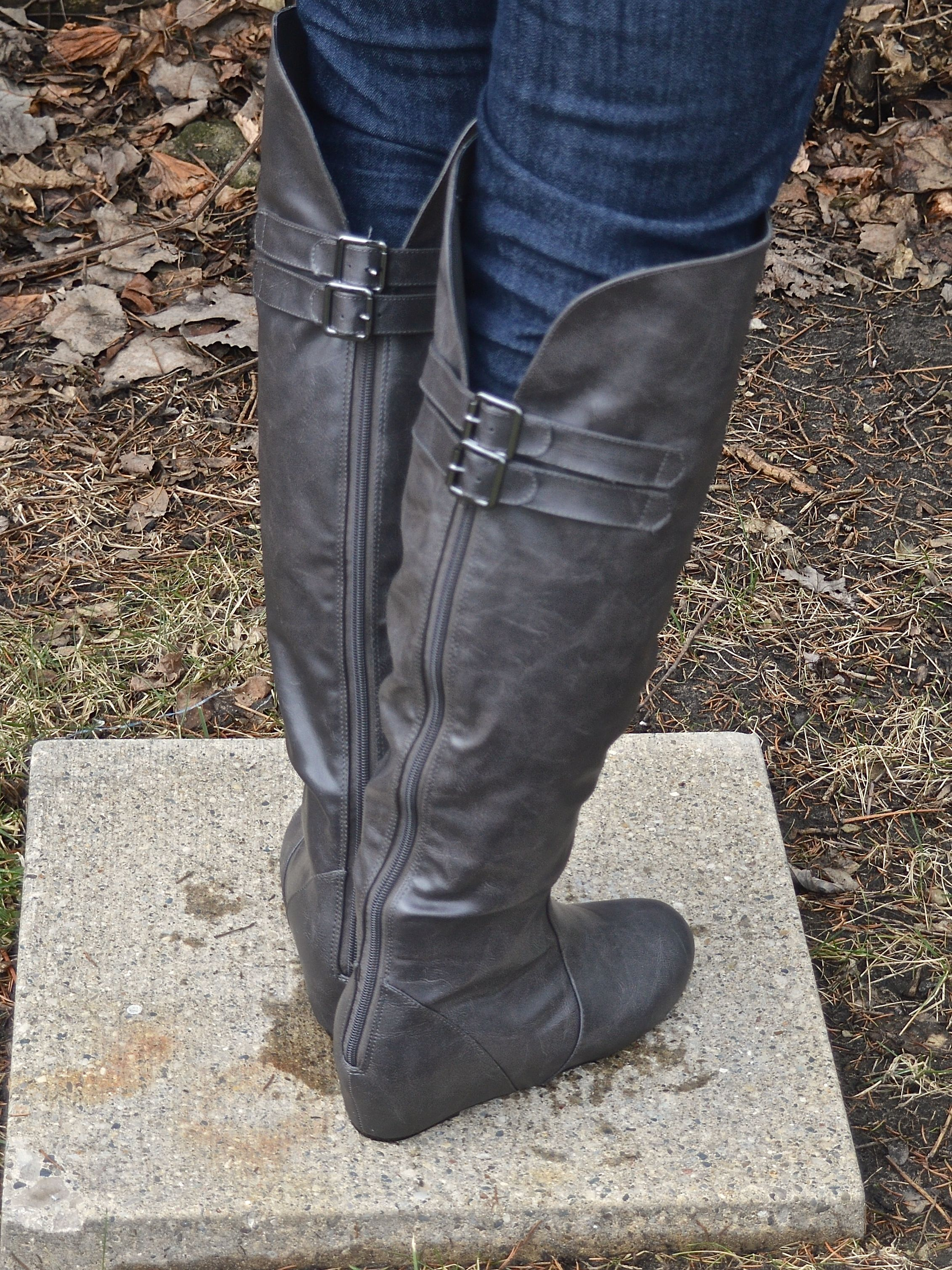 awesome accessories - over the knee boots
