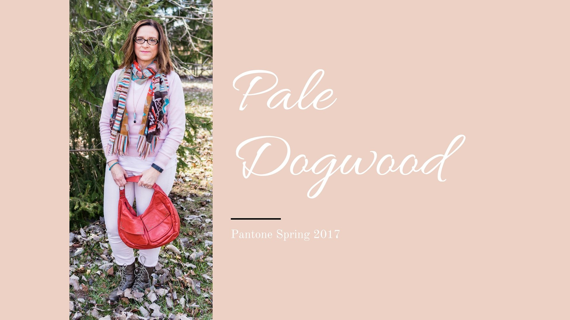 pale dogwood - Pantone Spring 2017