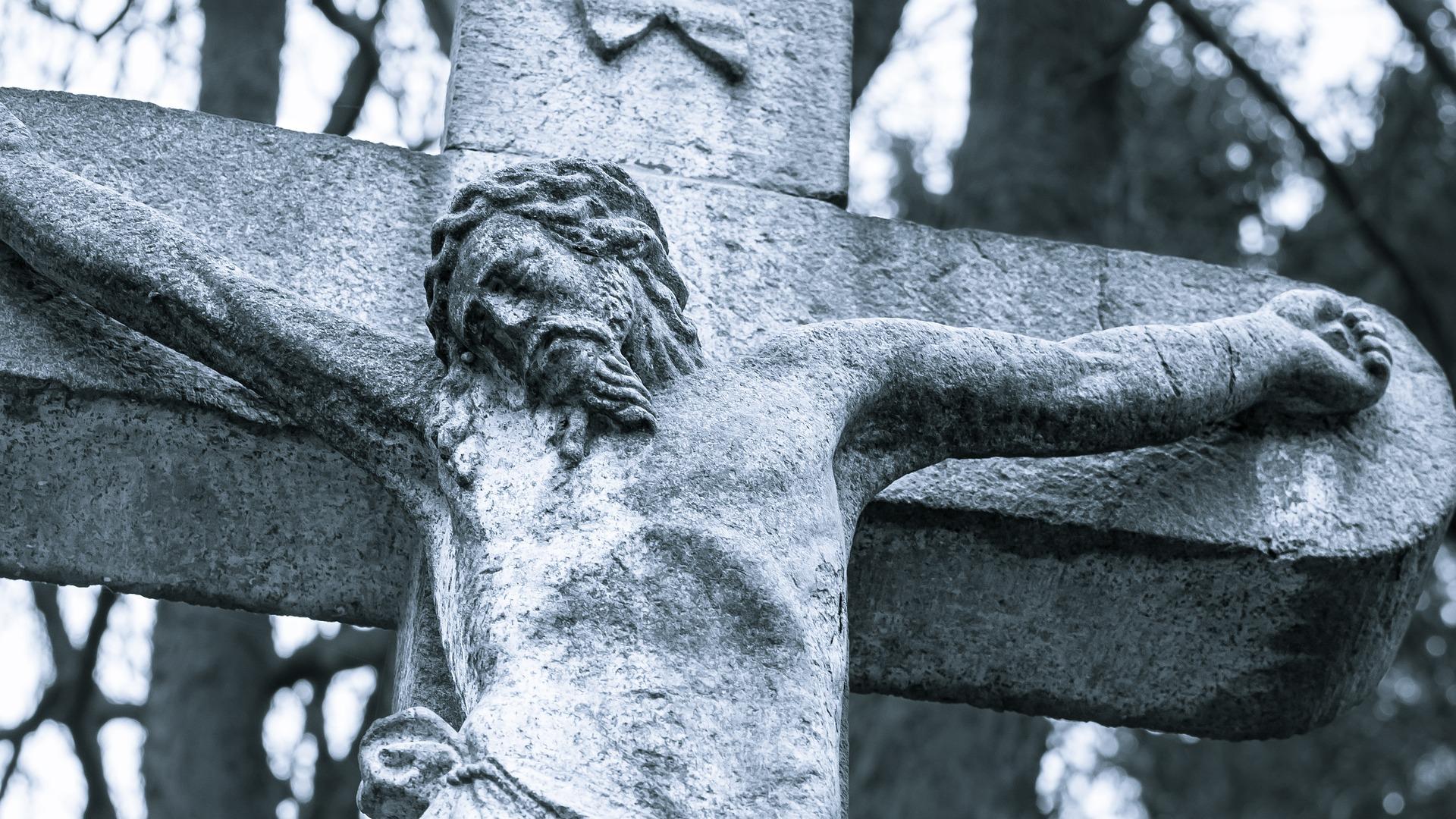 Pixabay - Jesus on the cross