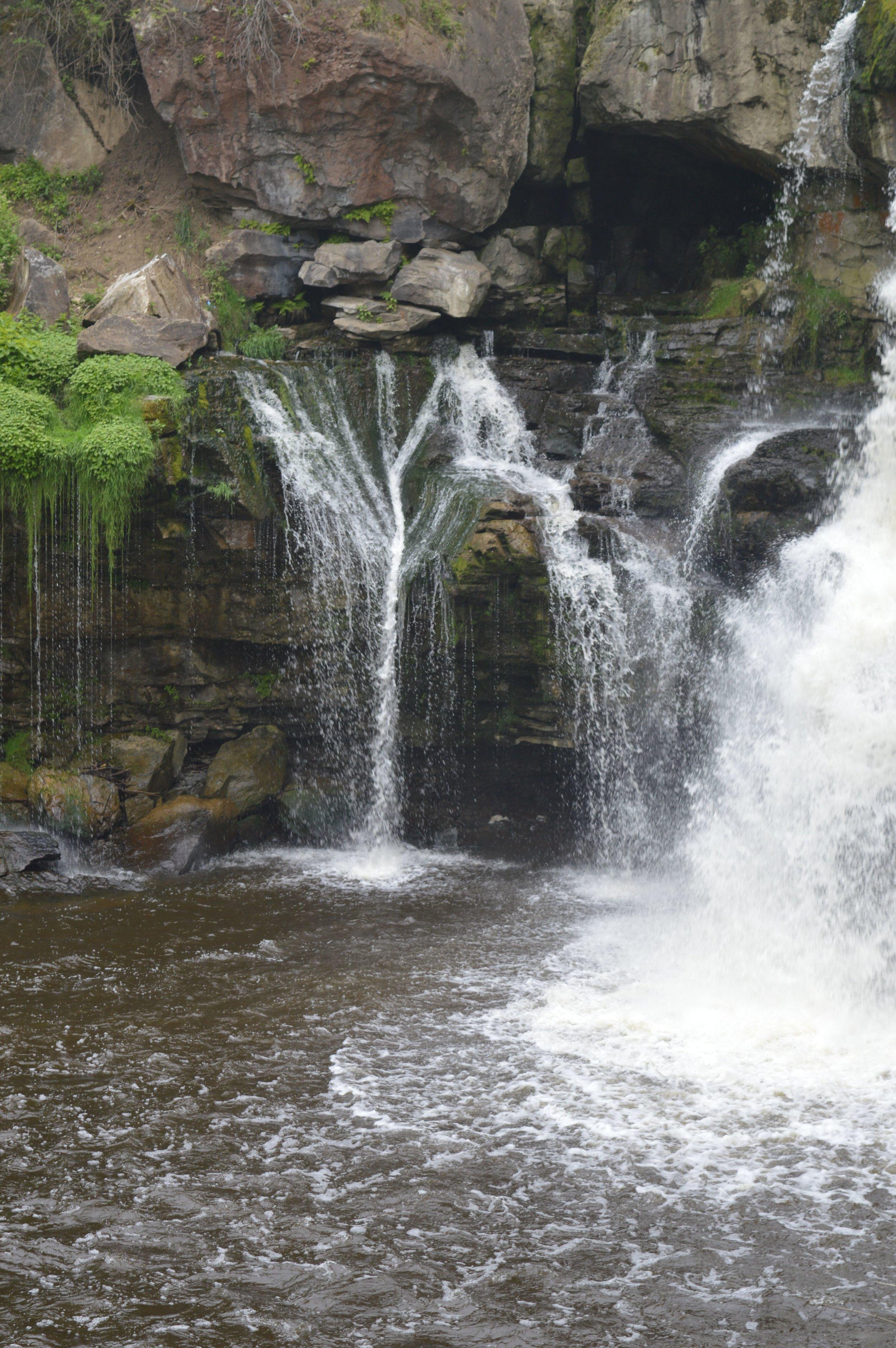 Akron Falls Park - Akron, NY