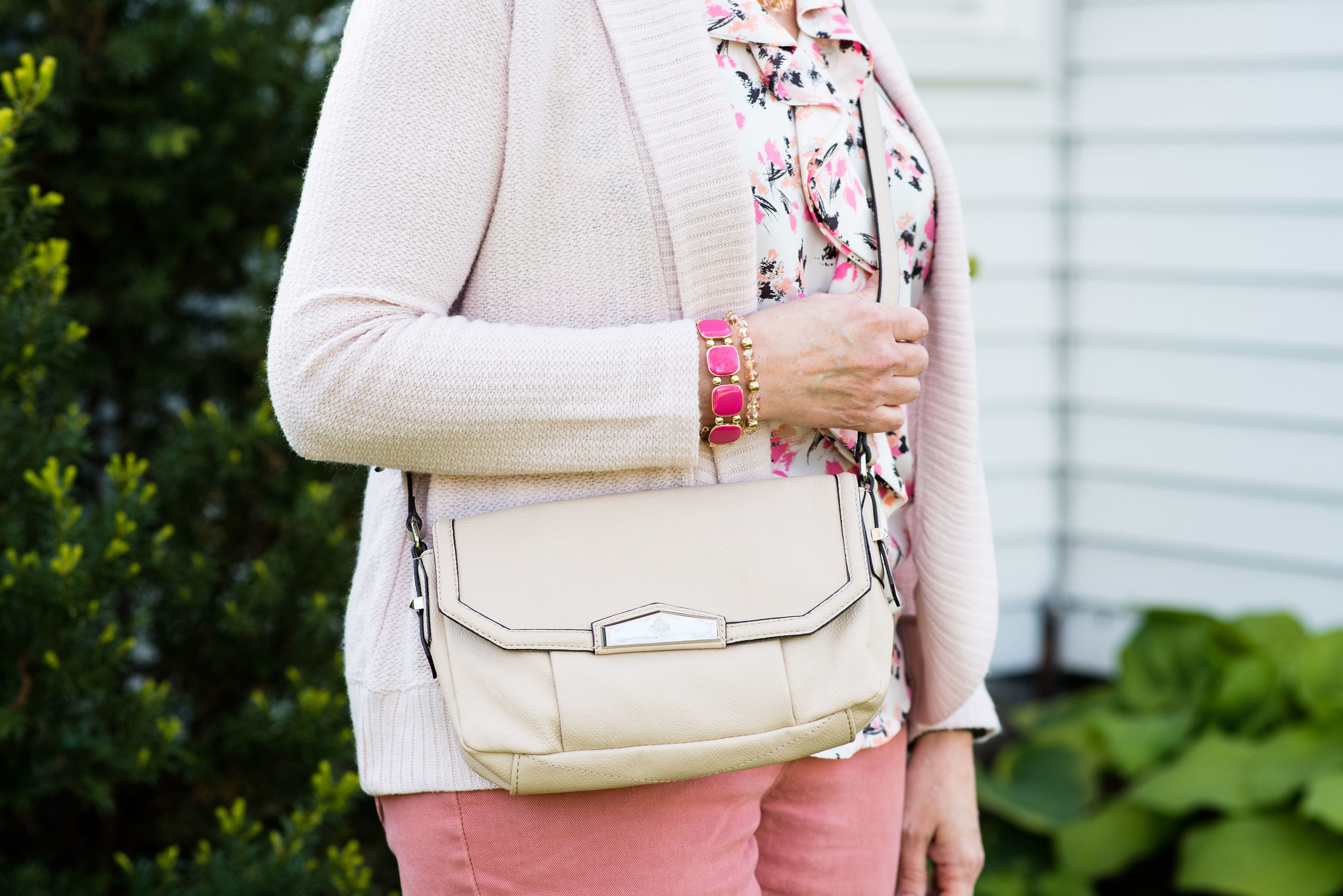 Color crash course - blush and pastel orange