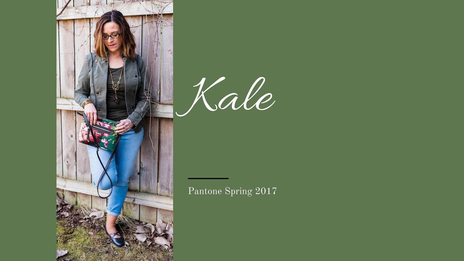 Pantone Spring 2017 - Kale