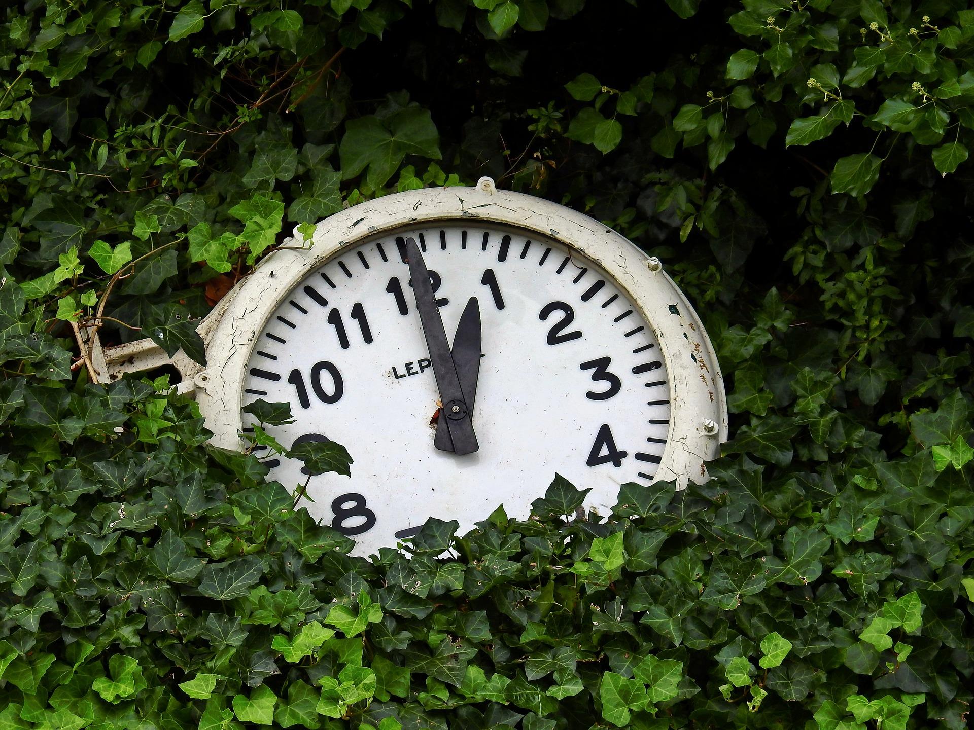 Pixabay - clock
