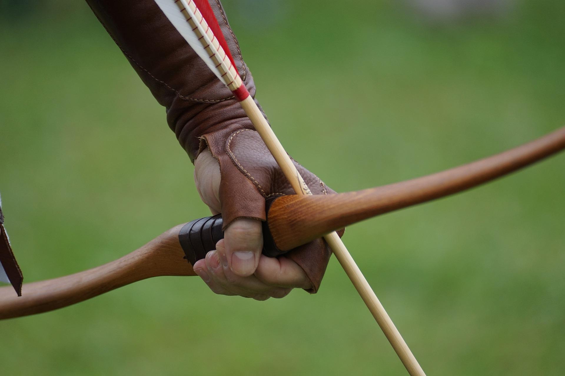 Pixabay - arrow/archer