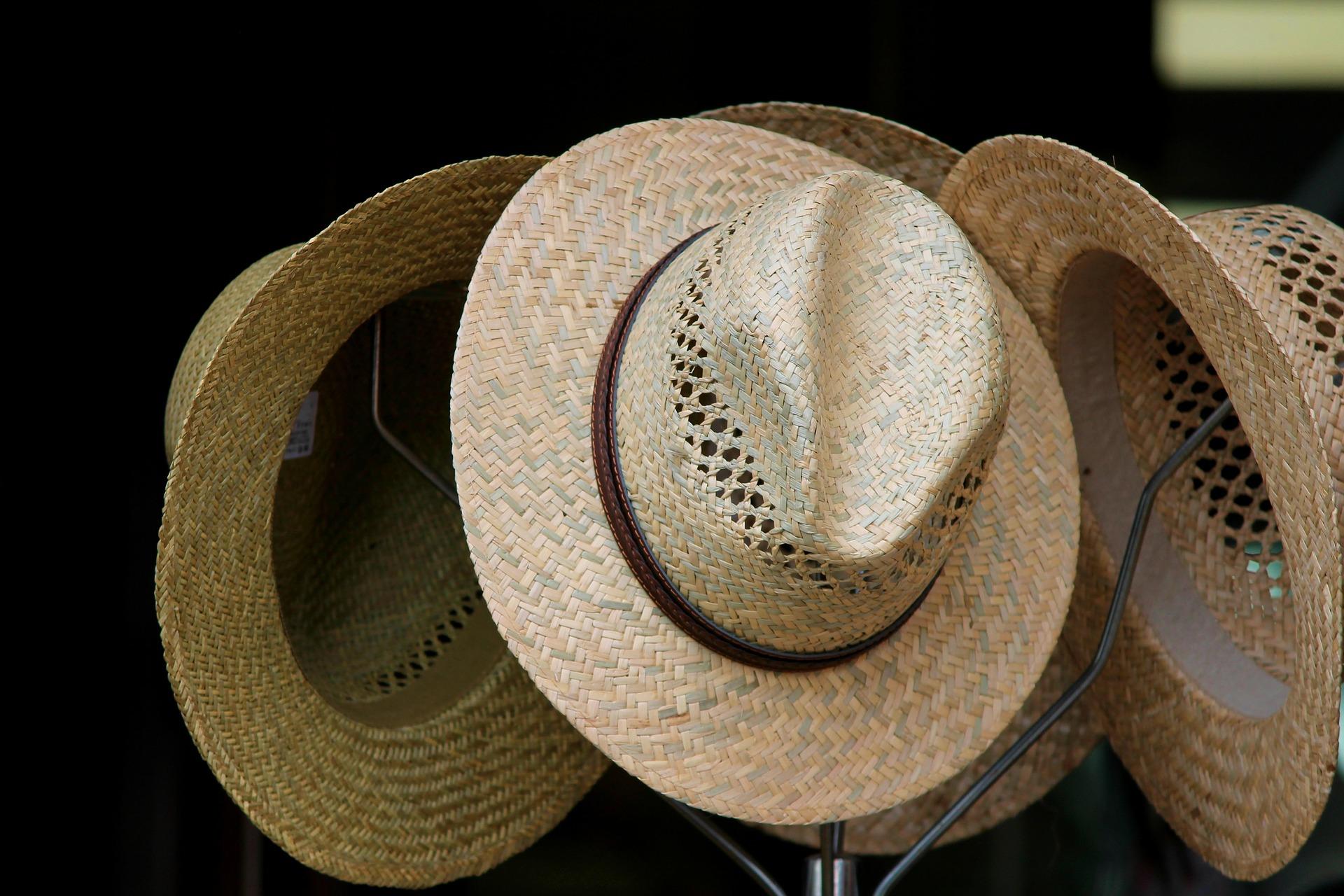 Pixabay - hats