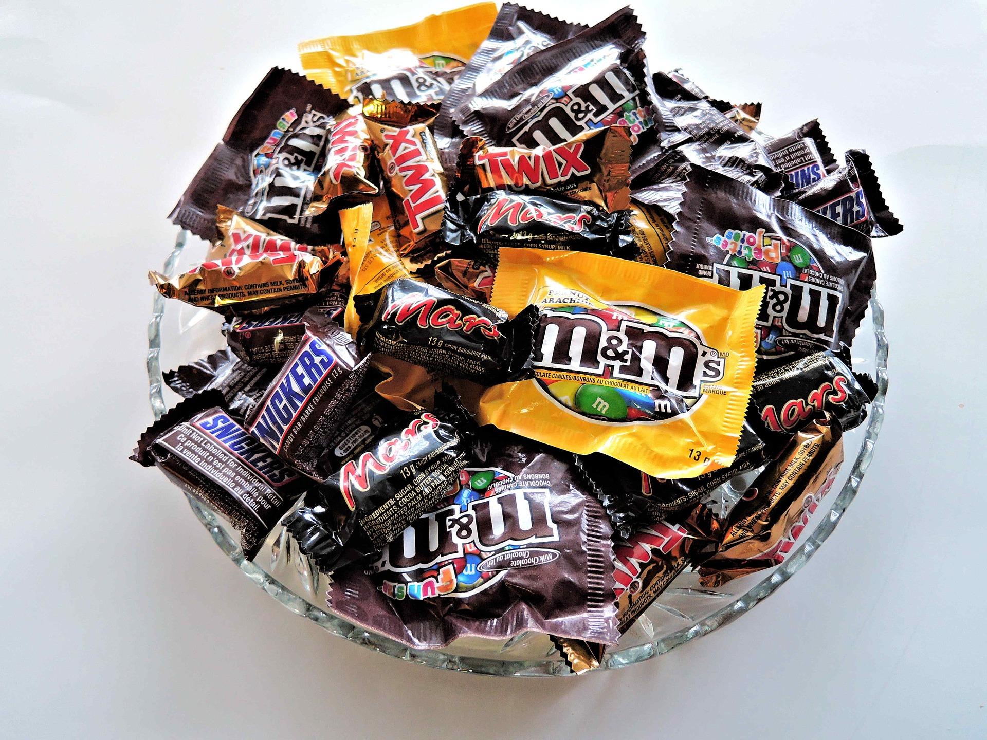 Pixabay - Halloween candy
