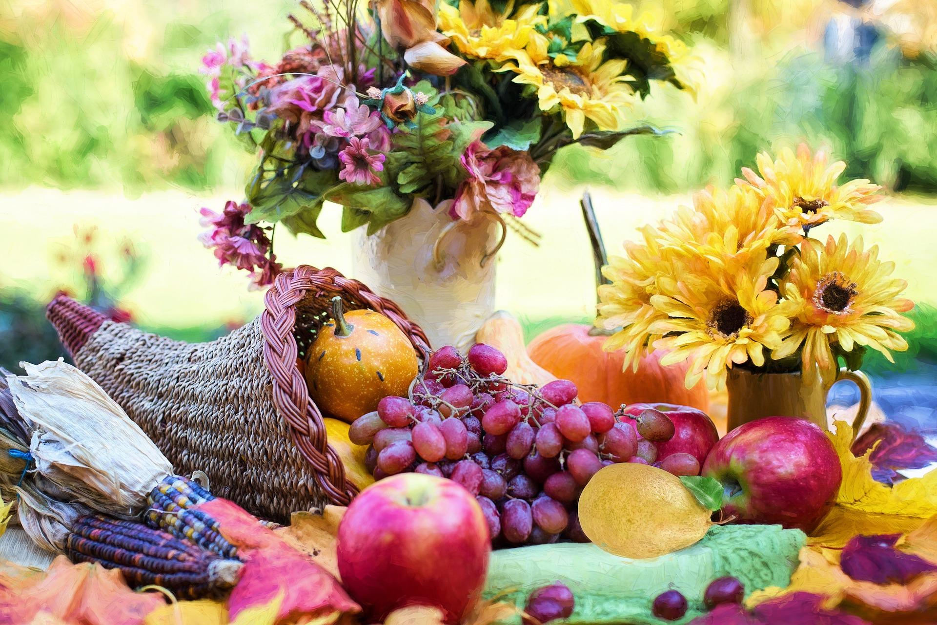 Pixabay - thanksgiving