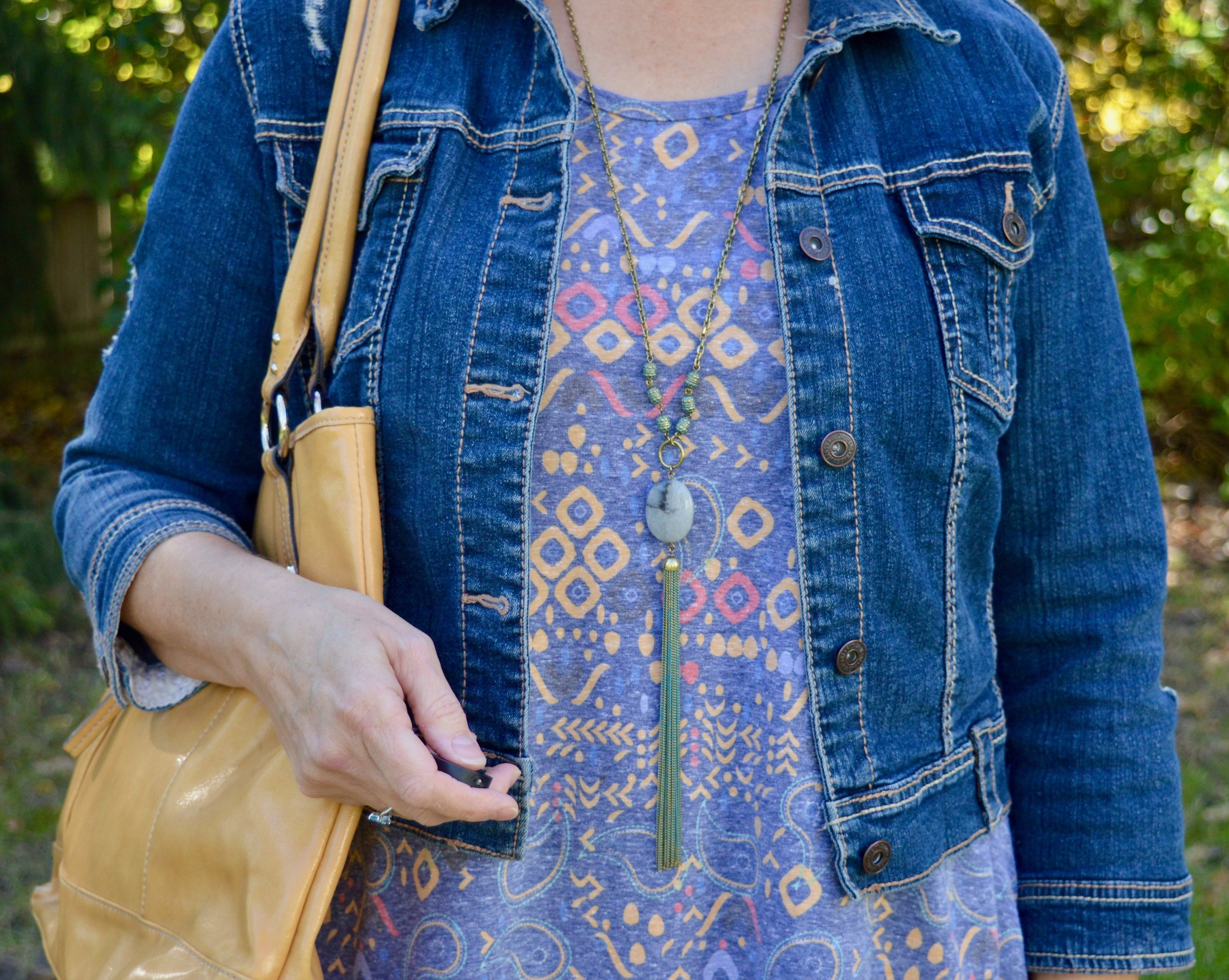 Layering Love - LuLaRoe Perfect Tee