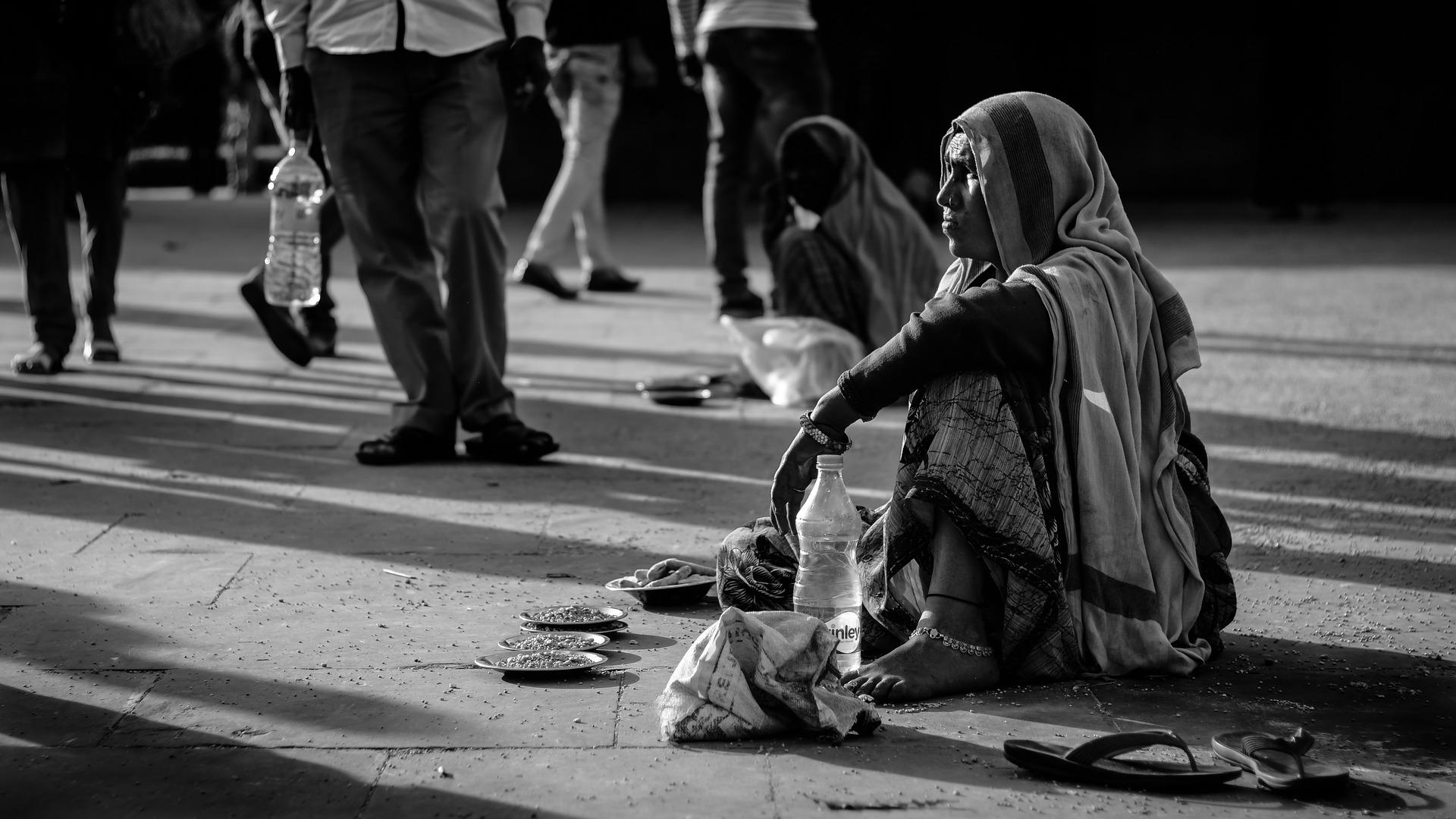 Poverty - pixabay
