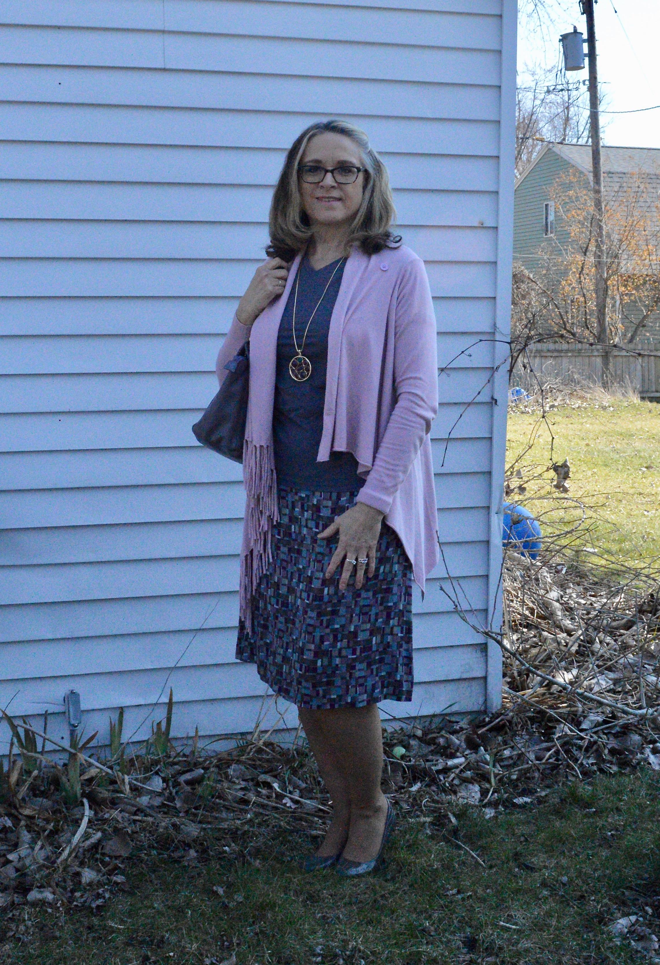 Eva Trends - asymmetrical sweater
