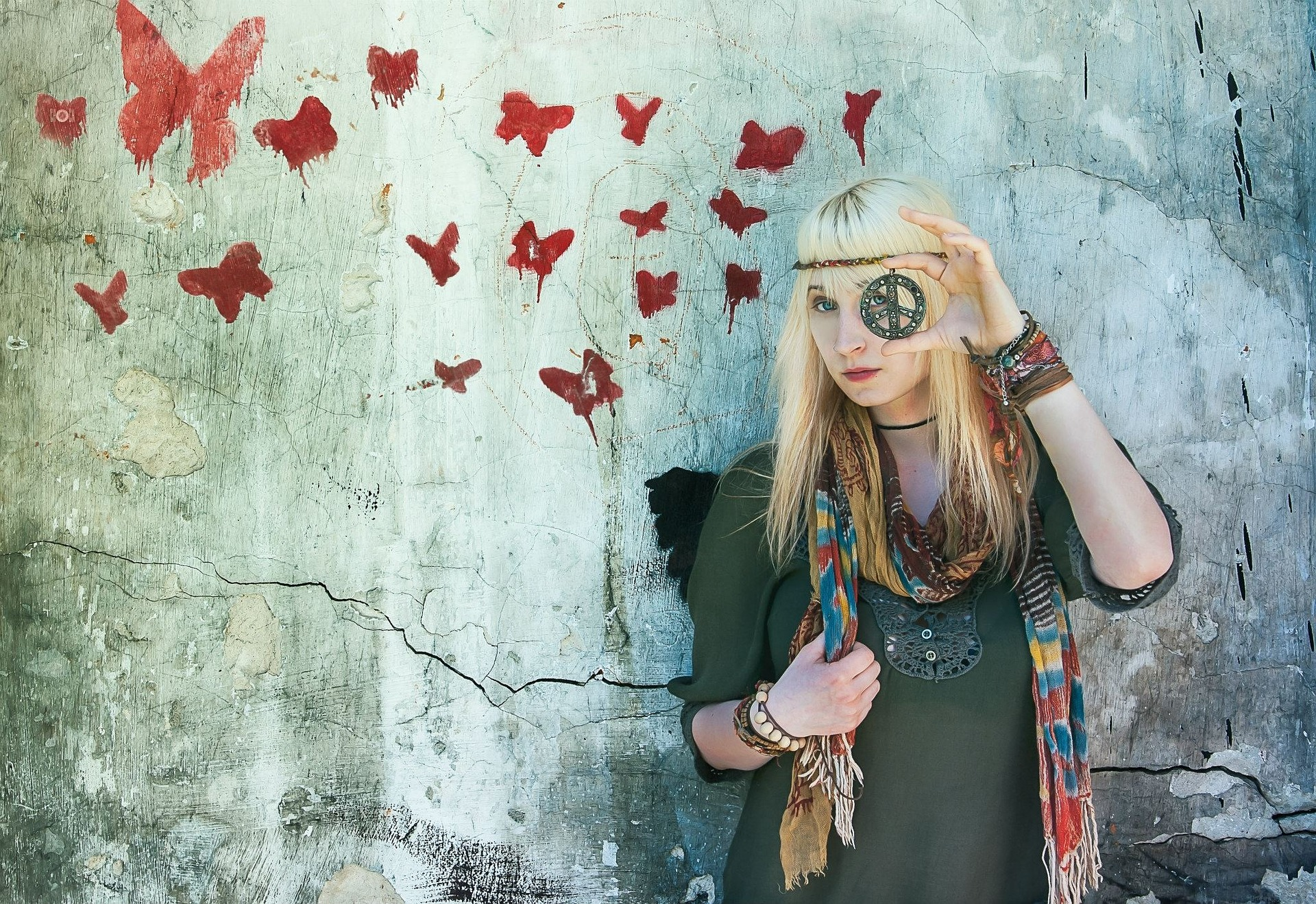 Pixabay - hippie