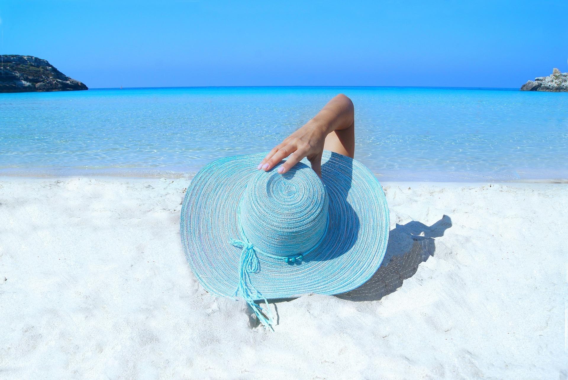Pixabay - beach