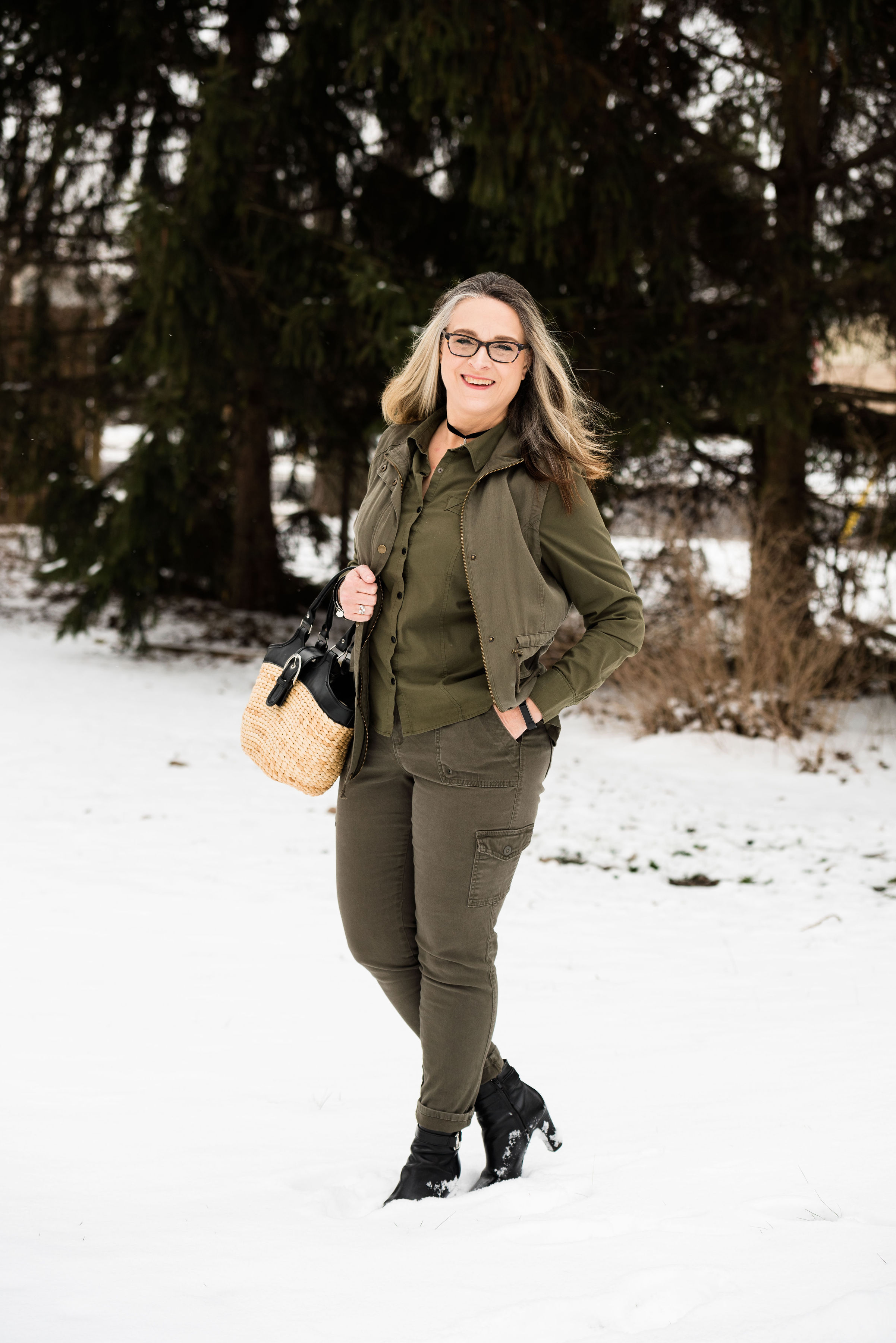 Spring trends - utility dressing