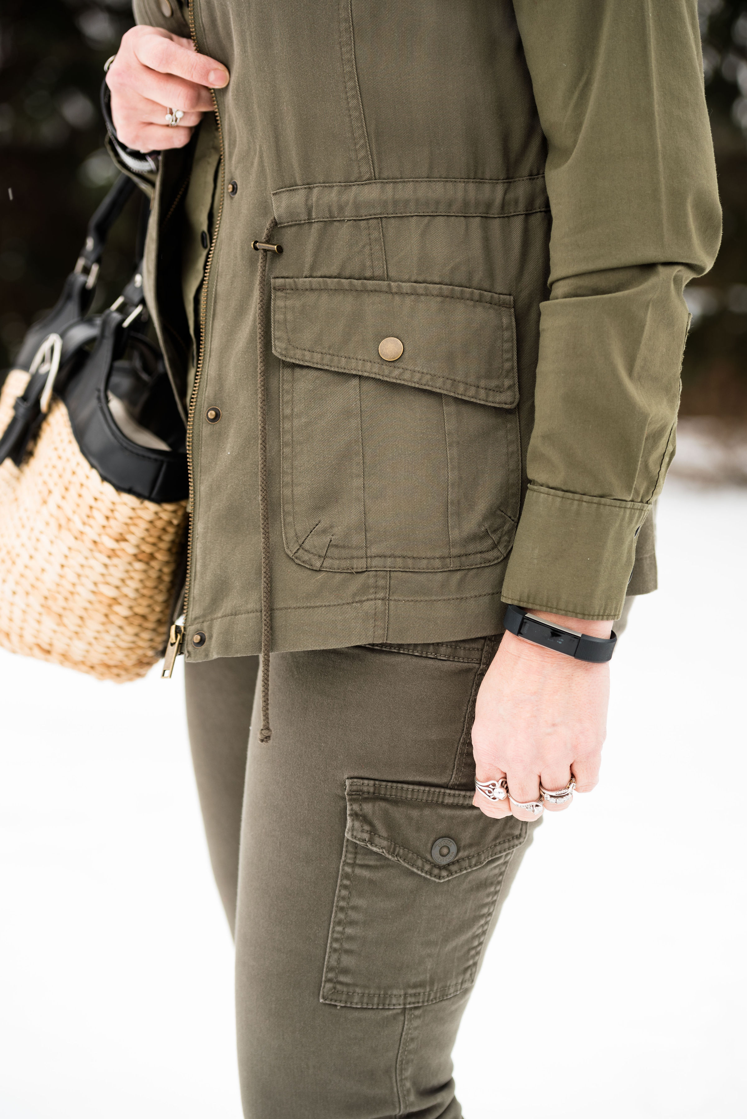 Spring Trend - Utility Dressing