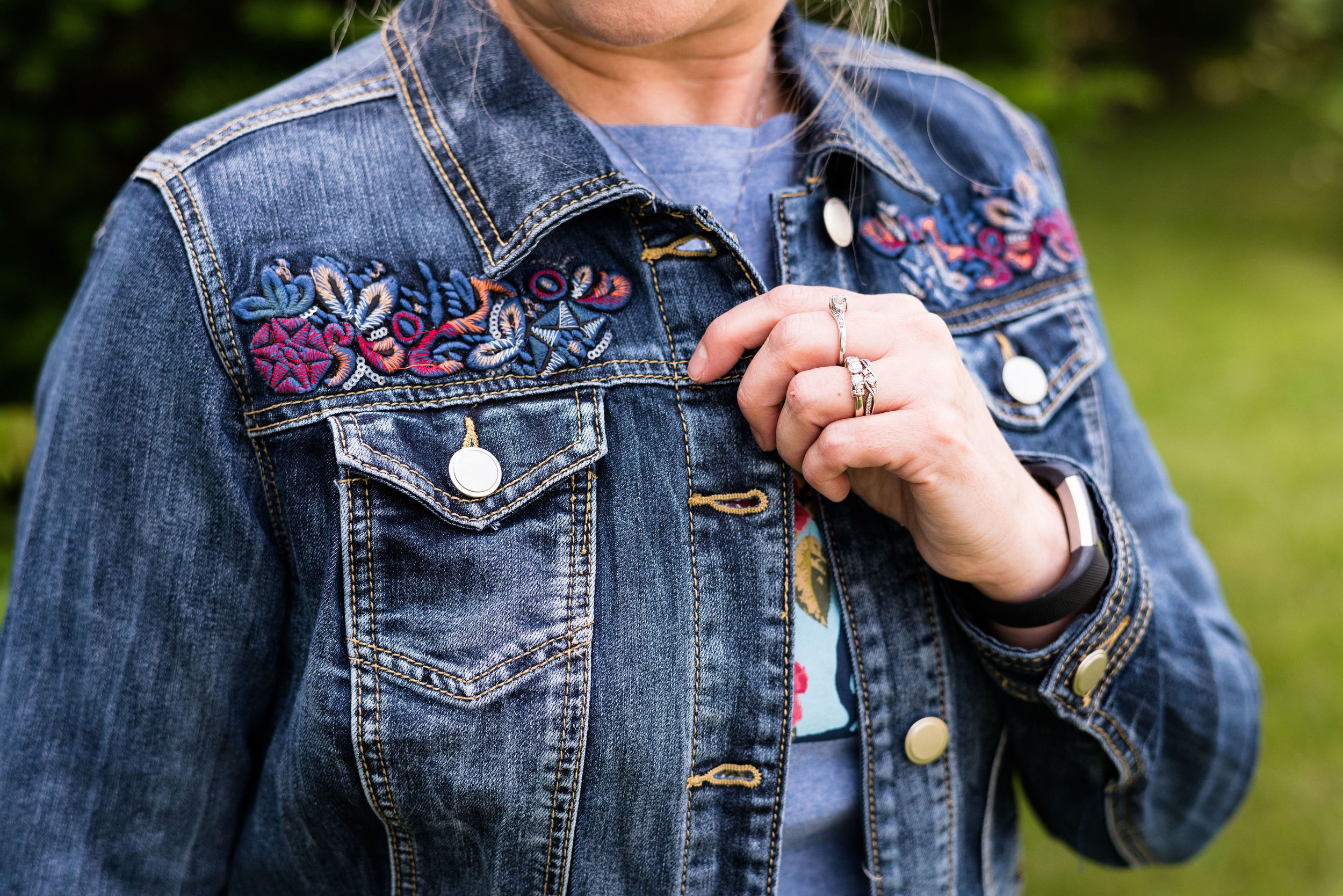 Denim Daze 2.0 - Denim Jacket - Casual