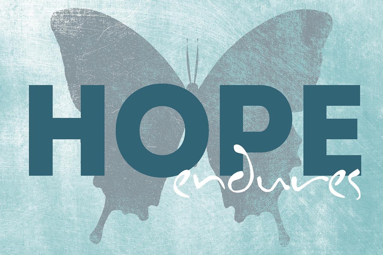 Pixabay - hope