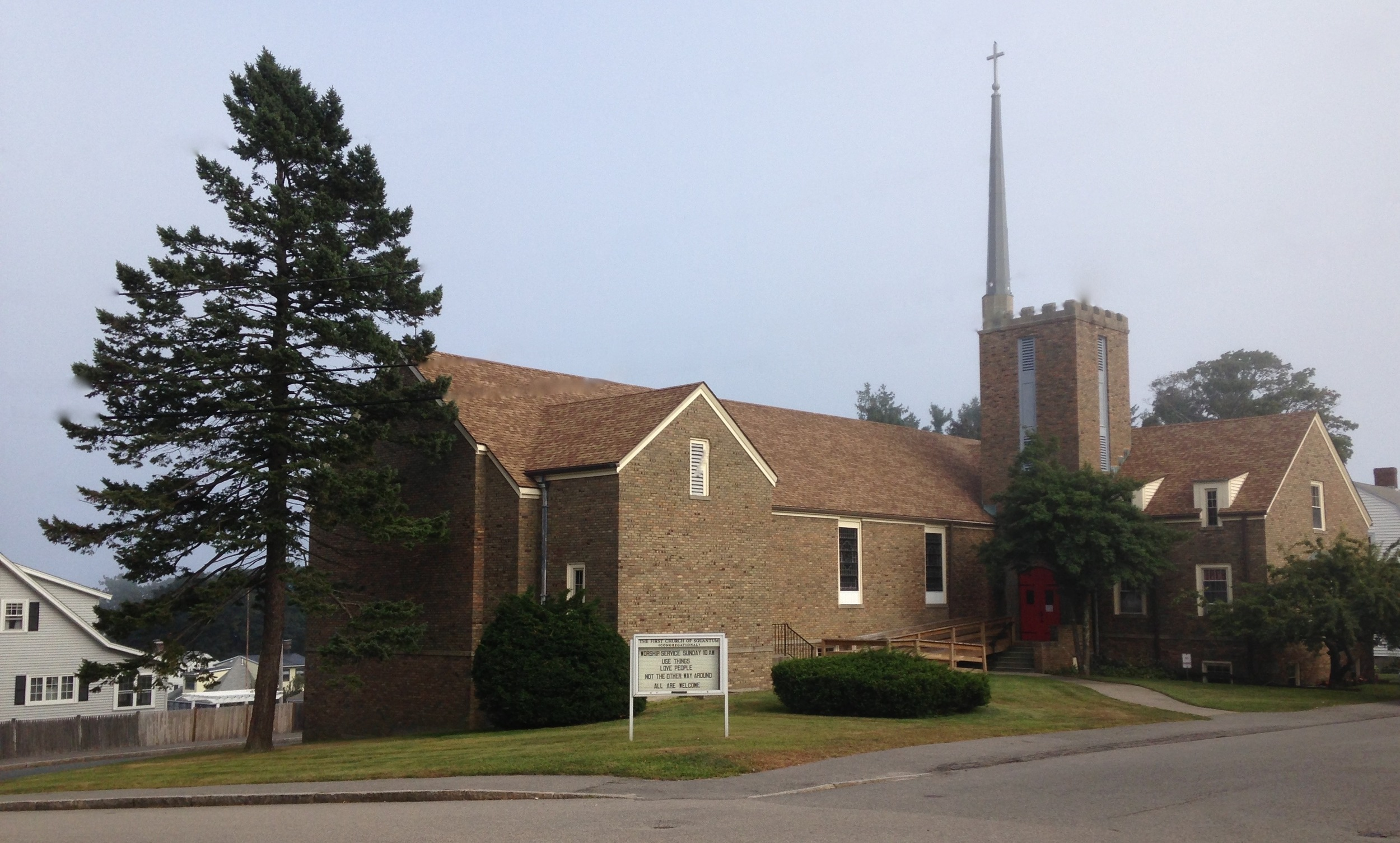 First Church of Squantum (Congregational)