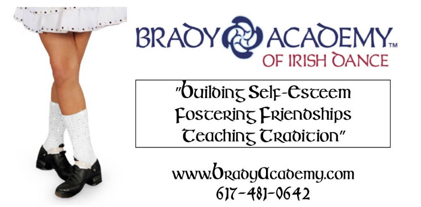 Brady Academy of Irish Dance