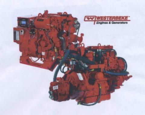 Westerbeke Engines & Generators