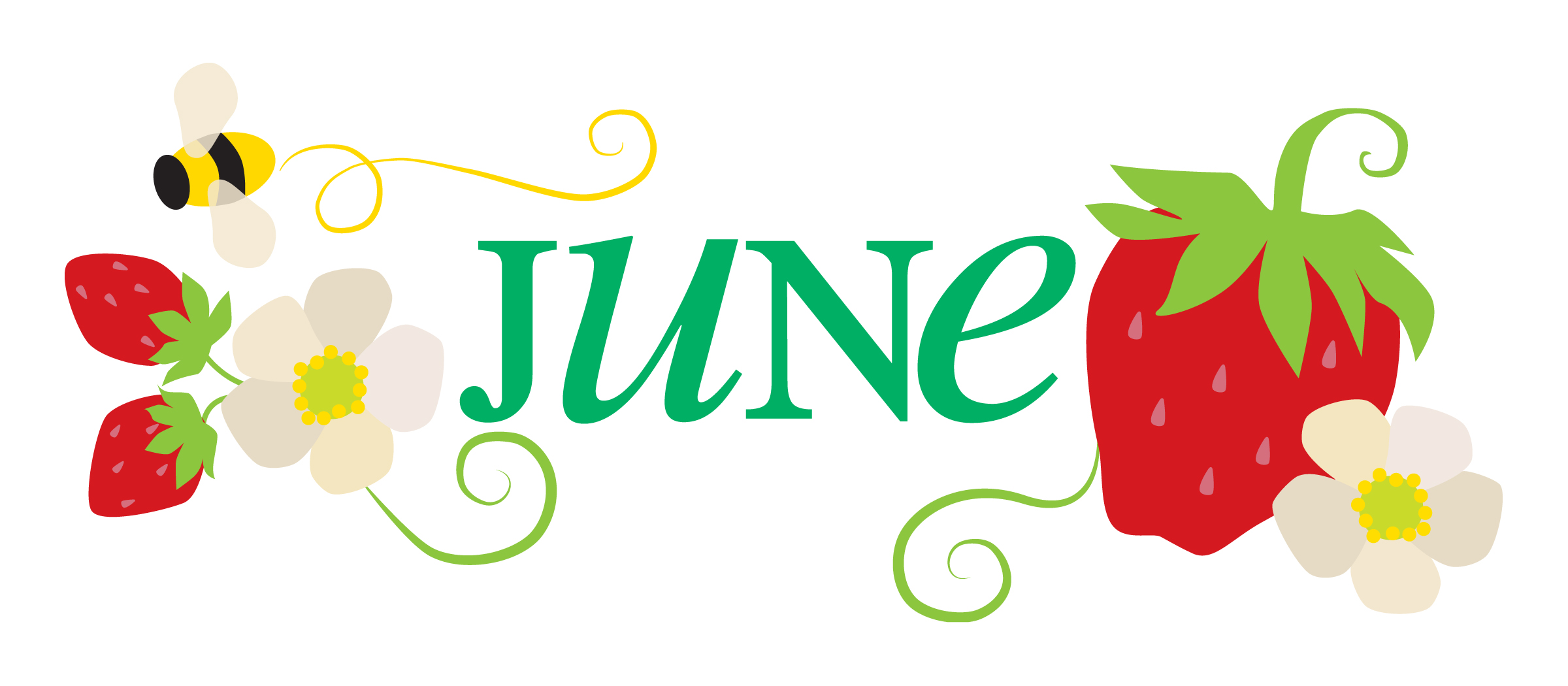 Check out the fun stuff that happened in June!
