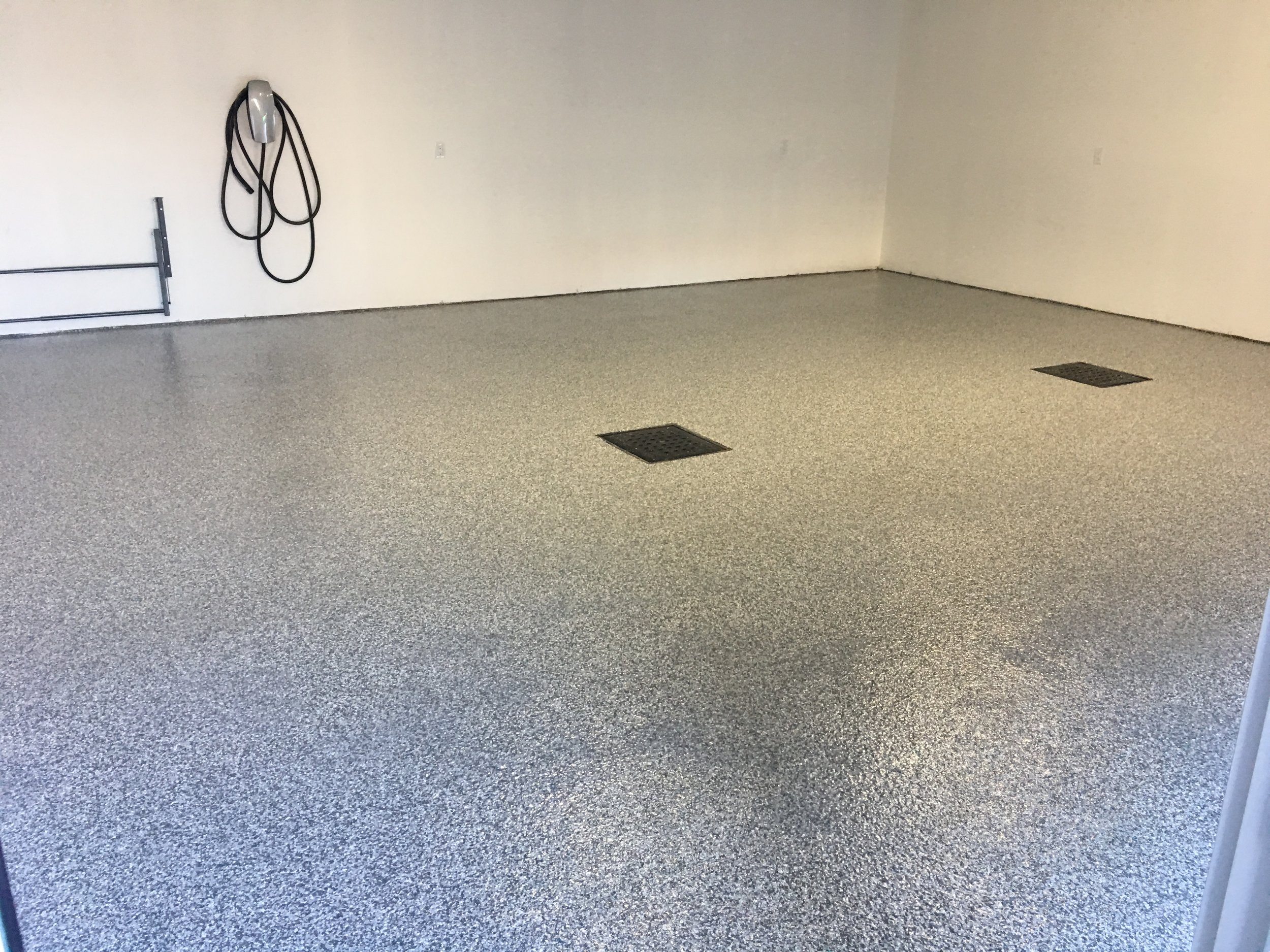 A Flake Epoxy Floor