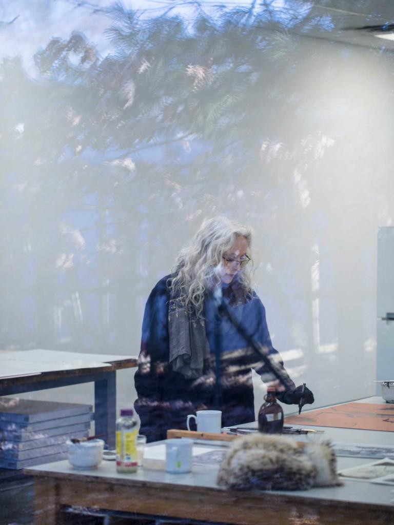 Kiki Smith for Vogue Germany