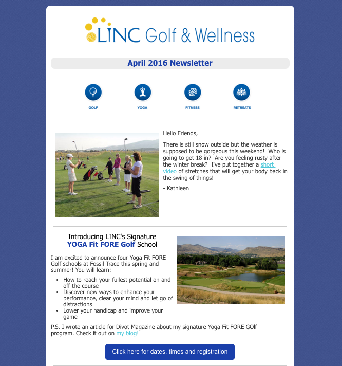 LINC Newsletter
