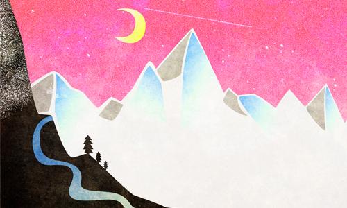 Artwork by Sefira Ross. Source: Chabad.org http://goo.gl/q5ESqK