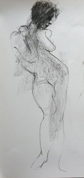 Sketching from the model