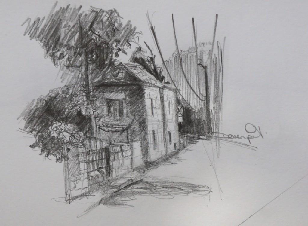 Balmain street scene