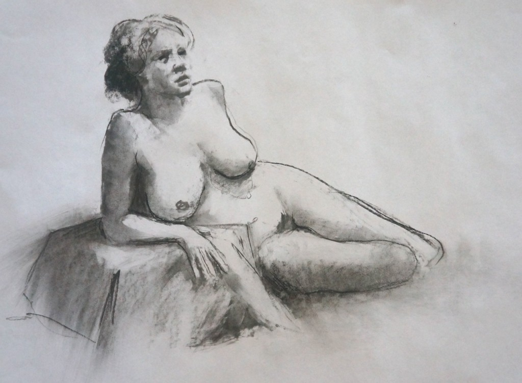 sketching the model