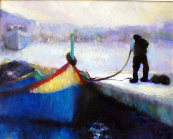 Maltese Fisherman