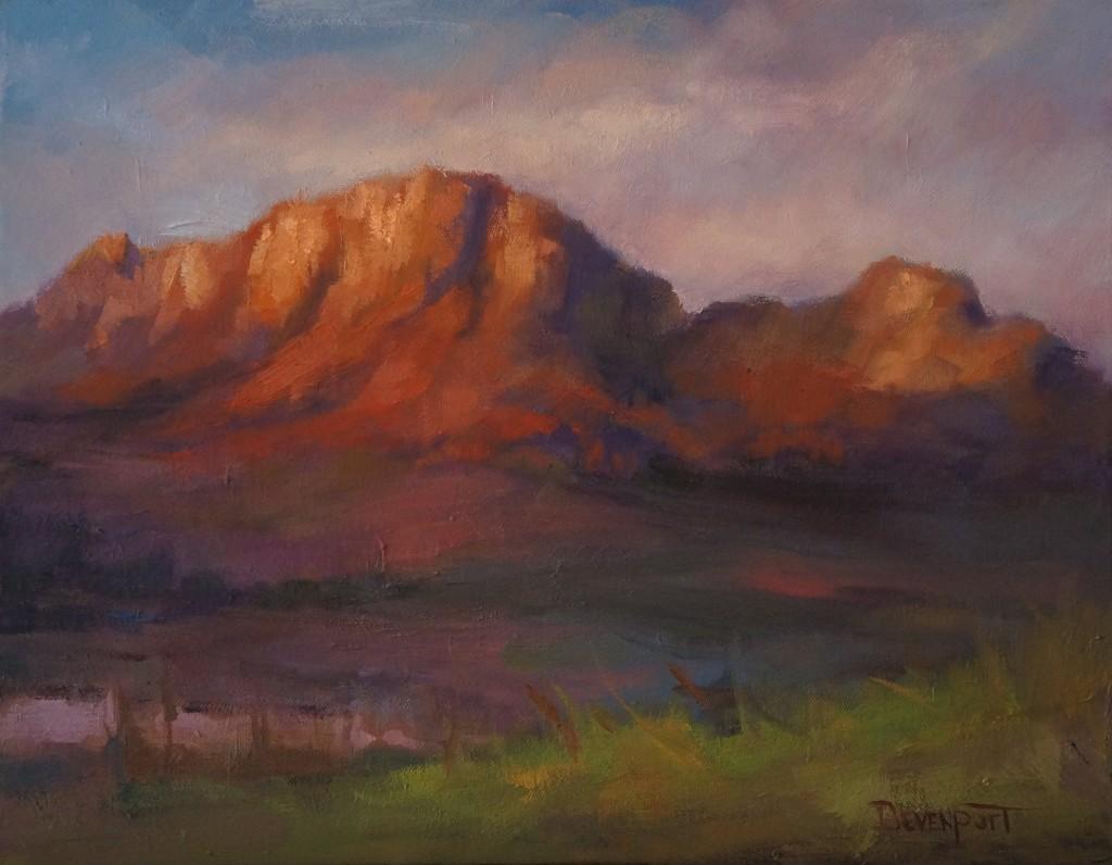 Stellenboch Sunset
