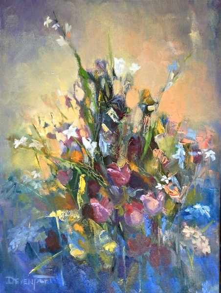Flowers for Tatjana