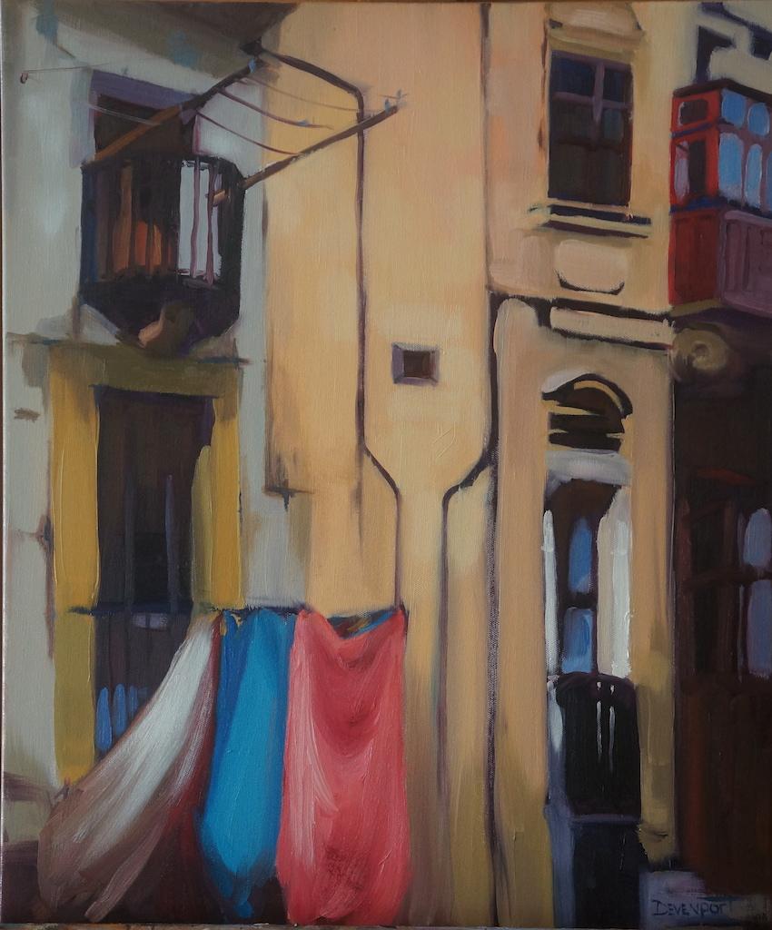 Washing Day, Malta