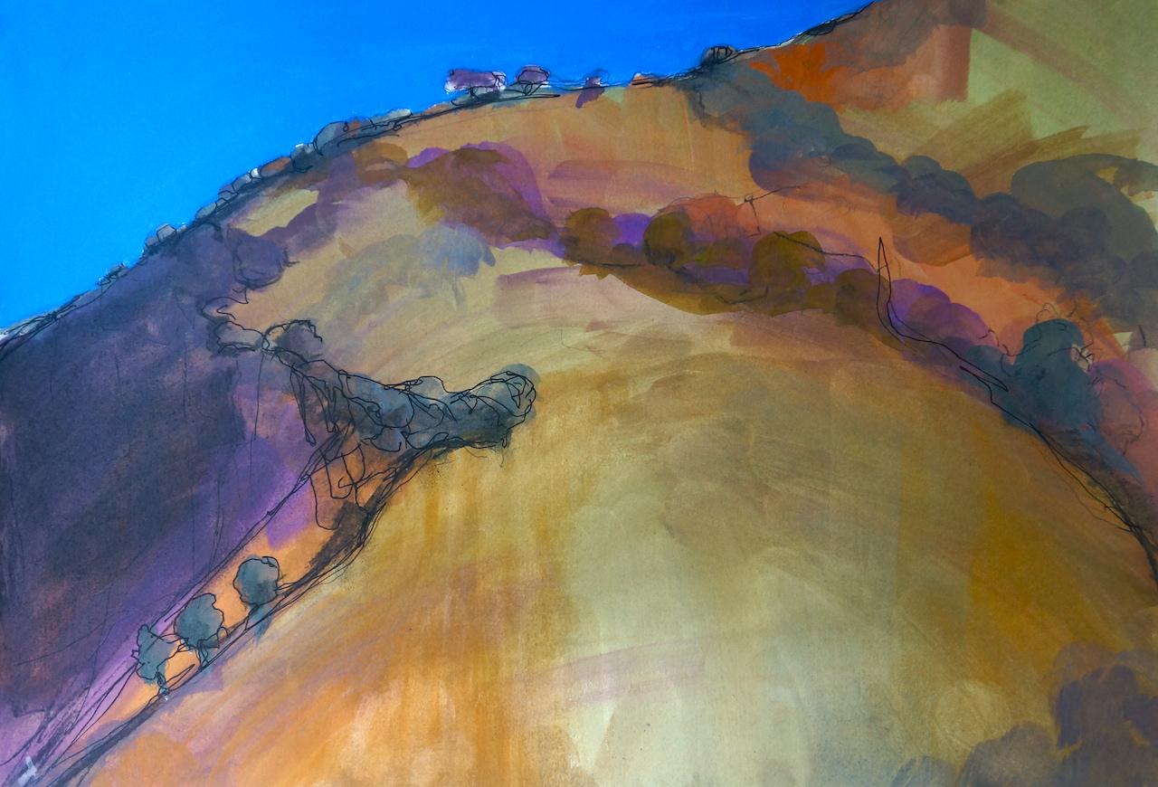 Blue Skies, Flinders (sold)