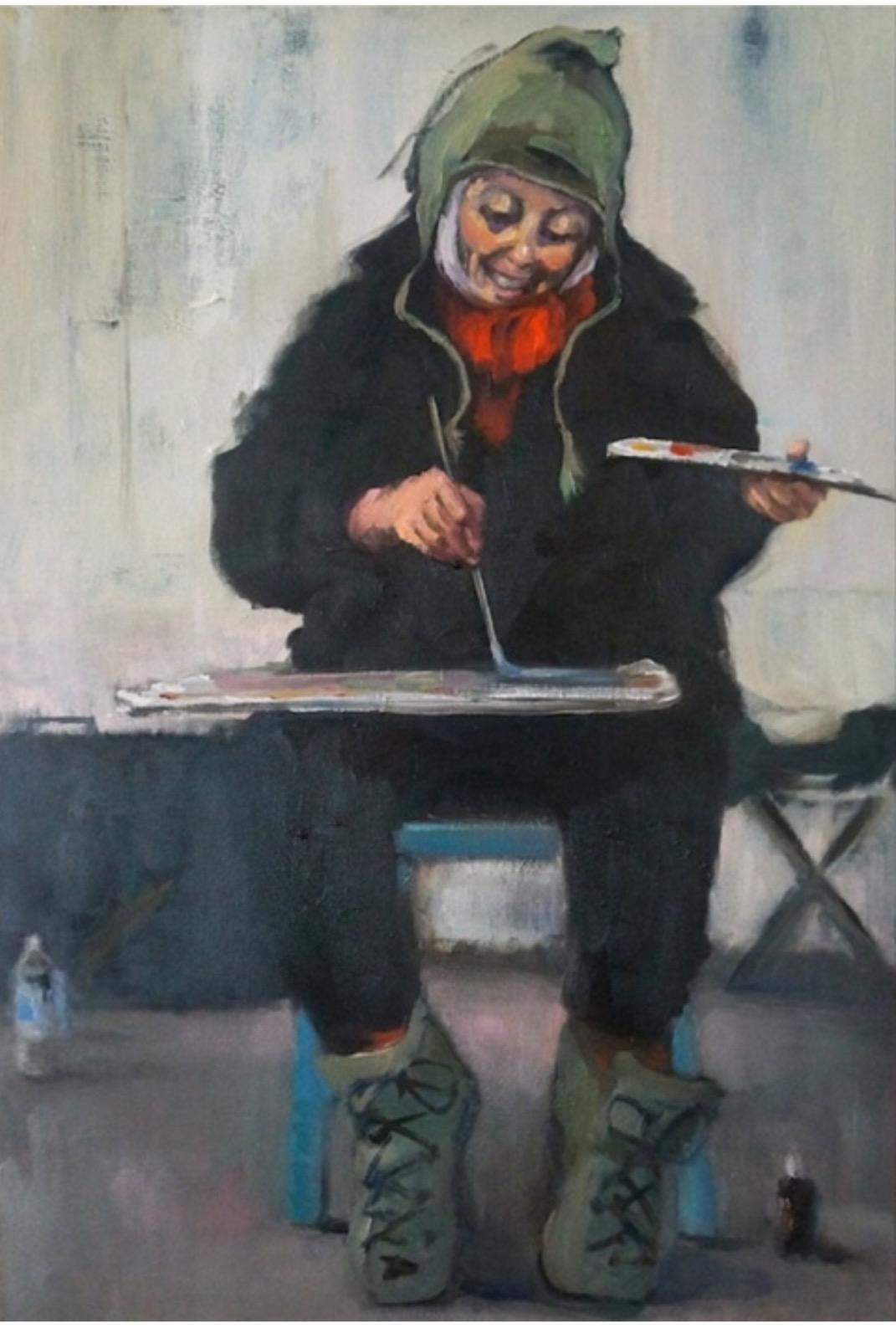 """""""The Happy Painter"""""""