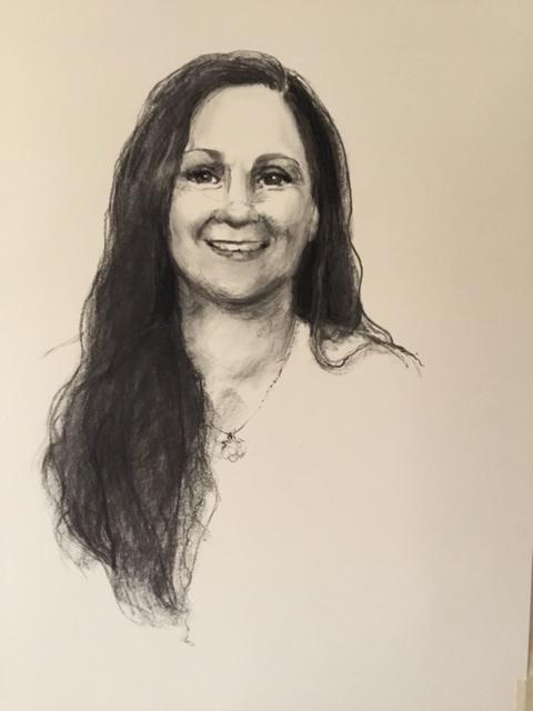 Portrait of Vanessa (commission)