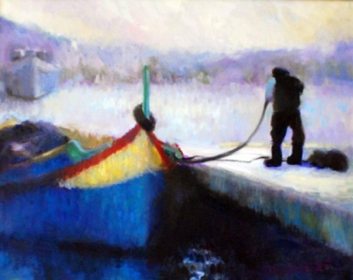 Maltese Fisherman