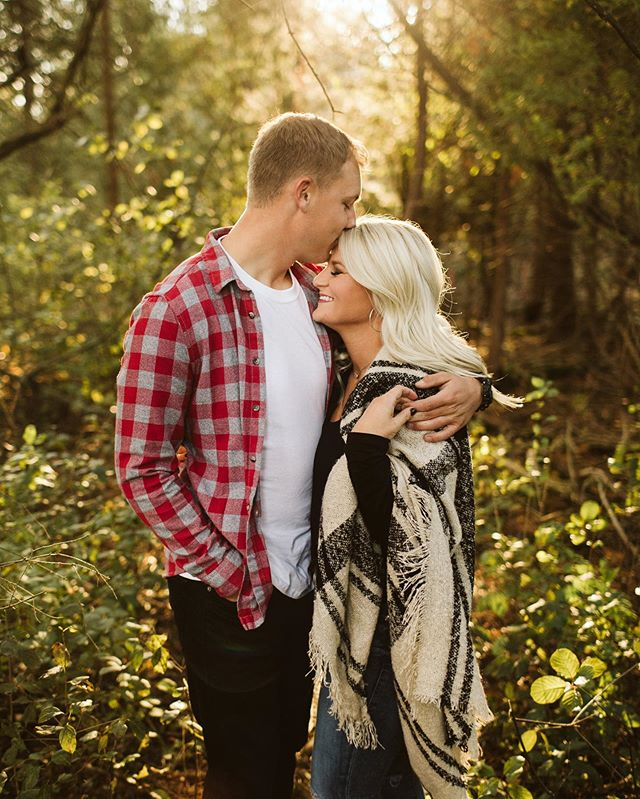 B L O G G E D  Maggie + Nick are getting married Saturday and will kick off my 2019 wedding season! I can't wait for their big day!!! Check out the link in my profile to hear how they met and see their engagement photos from last fall! ❤️