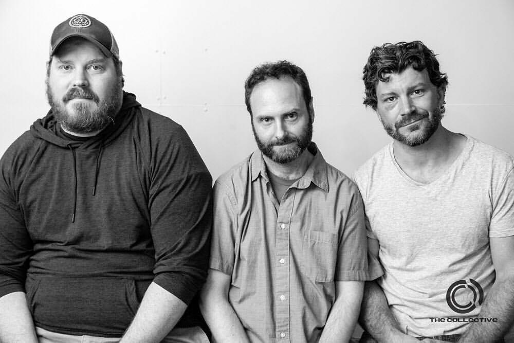 Mike Houston, Brandon T. Snider, Gabe Fazio,  Photo Credit Brian Hotaling