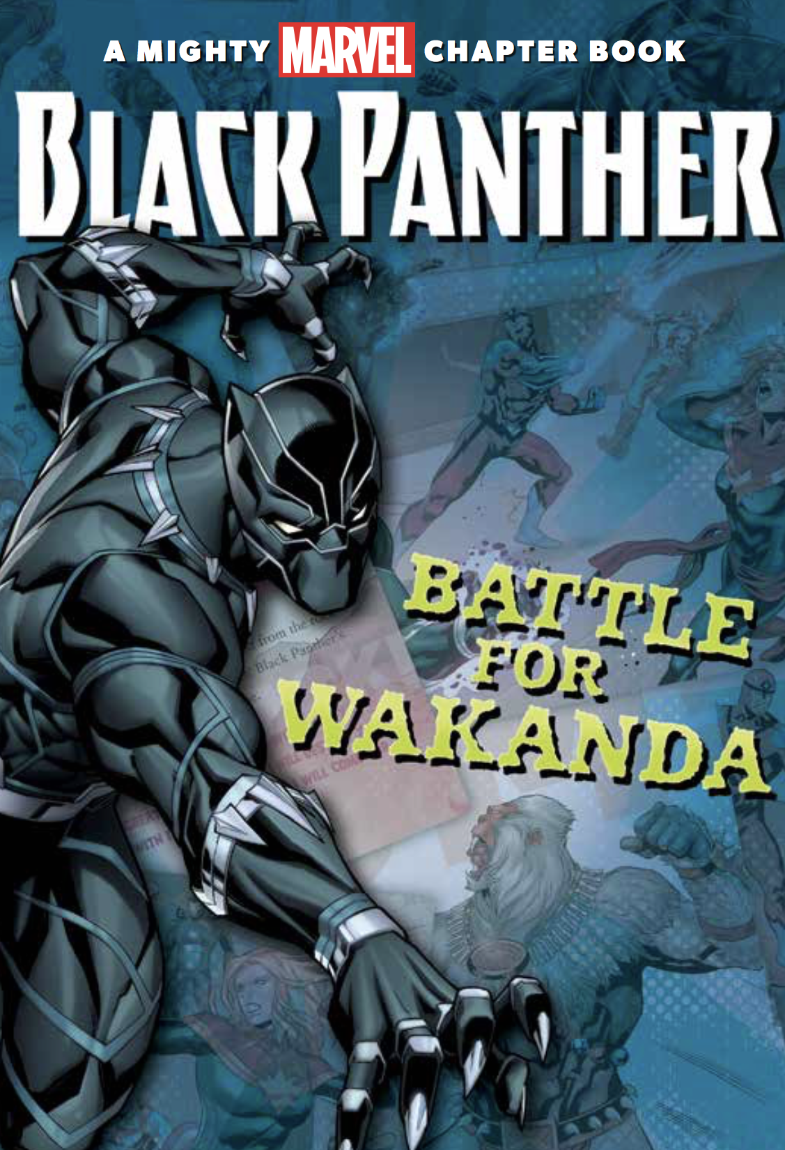 Black Panther: Battle for Wakanda